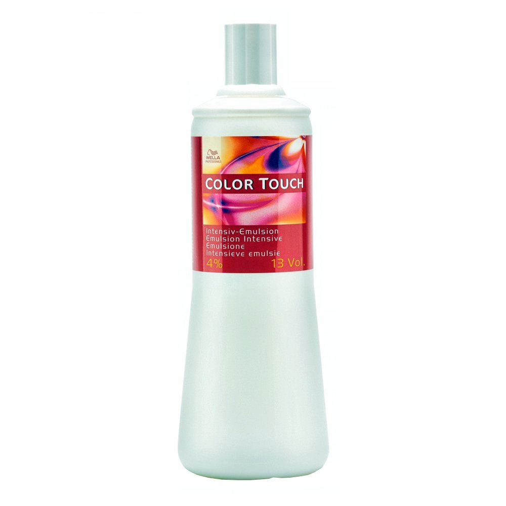 Wella Color Touch 4 % Intensiv-Emulsion 1000 ml