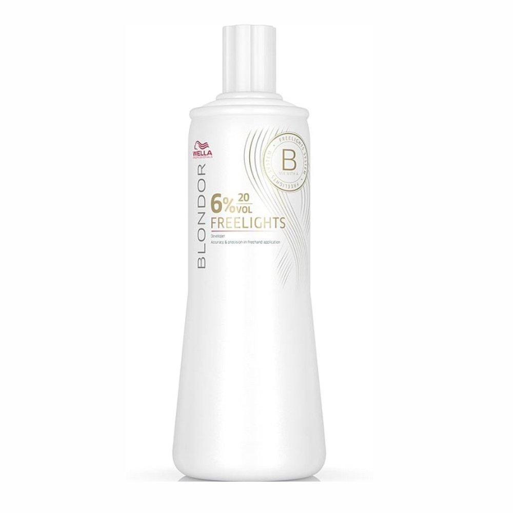 Wella Blondor Freelights 6 % Oxidationsmittel 1000 ml