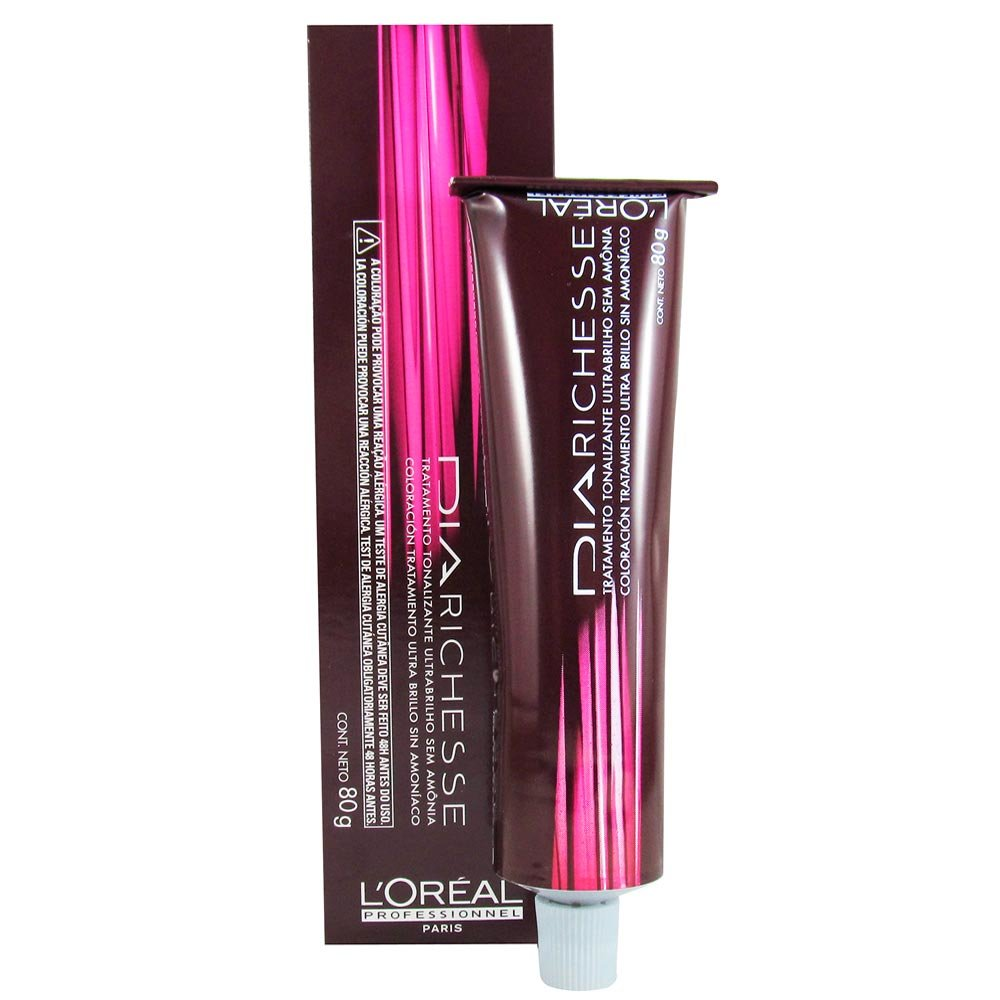 Loreal Diarichesse 8.34 rotblond