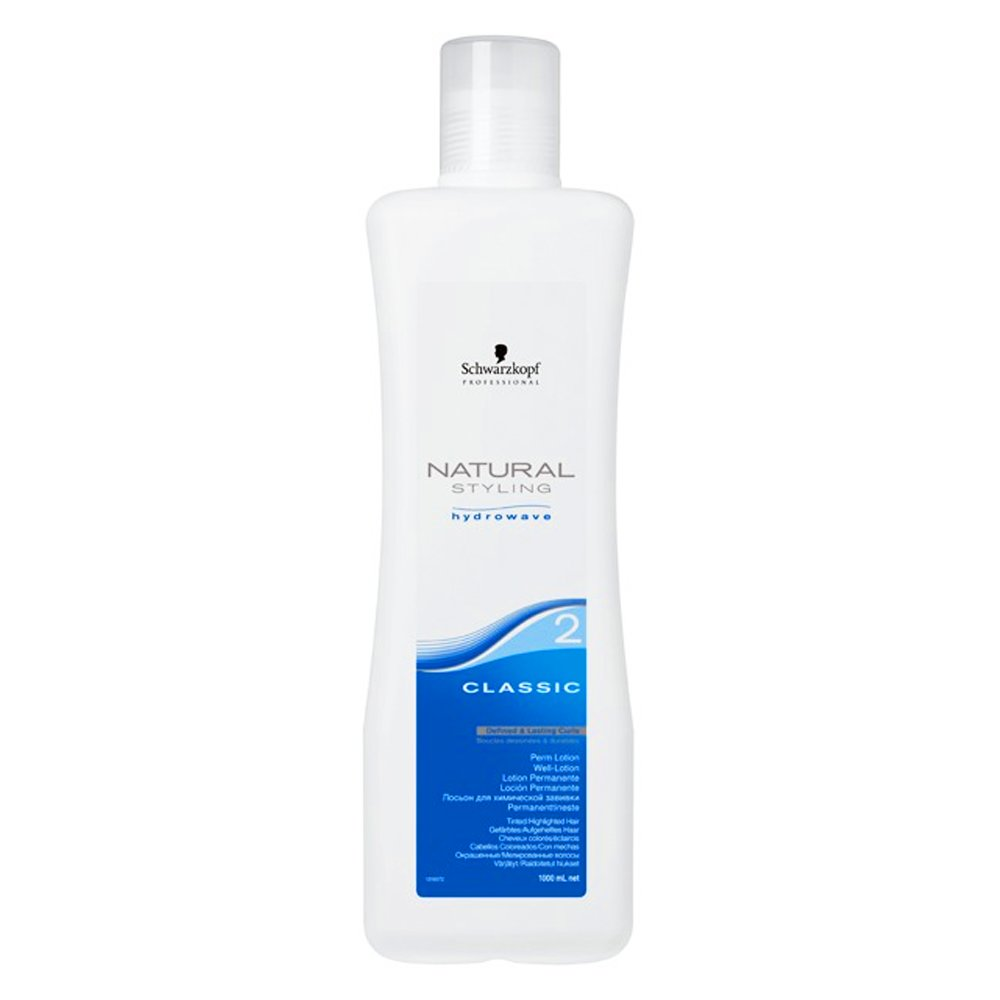 Schwarzkopf Natural Styling Well-Lotion Classic 2 1000 ml