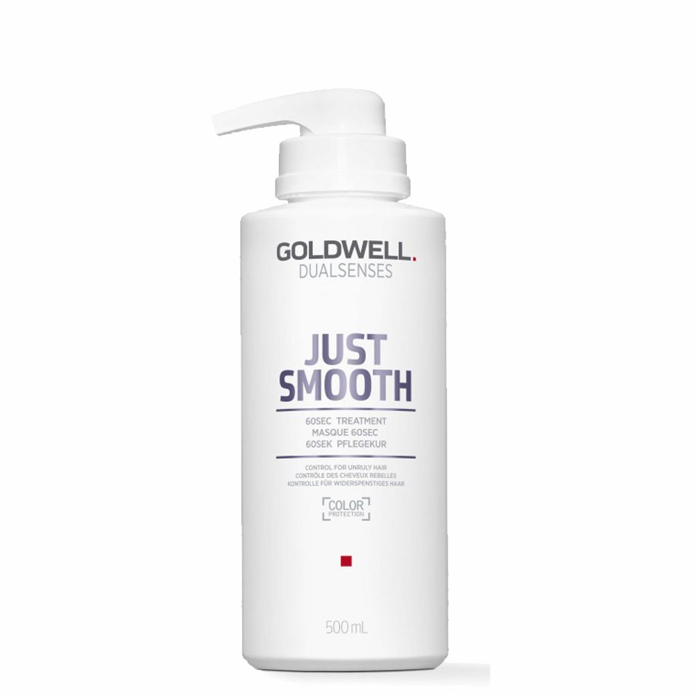 Goldwell Dualsenses Just Smooth 60 Sec.Treatment 500 ml