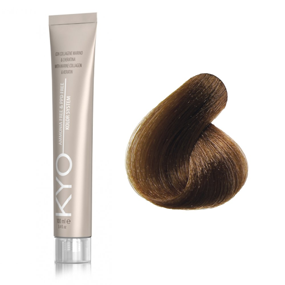 KYO Hair Color 100 ml 7.23 haselnuss