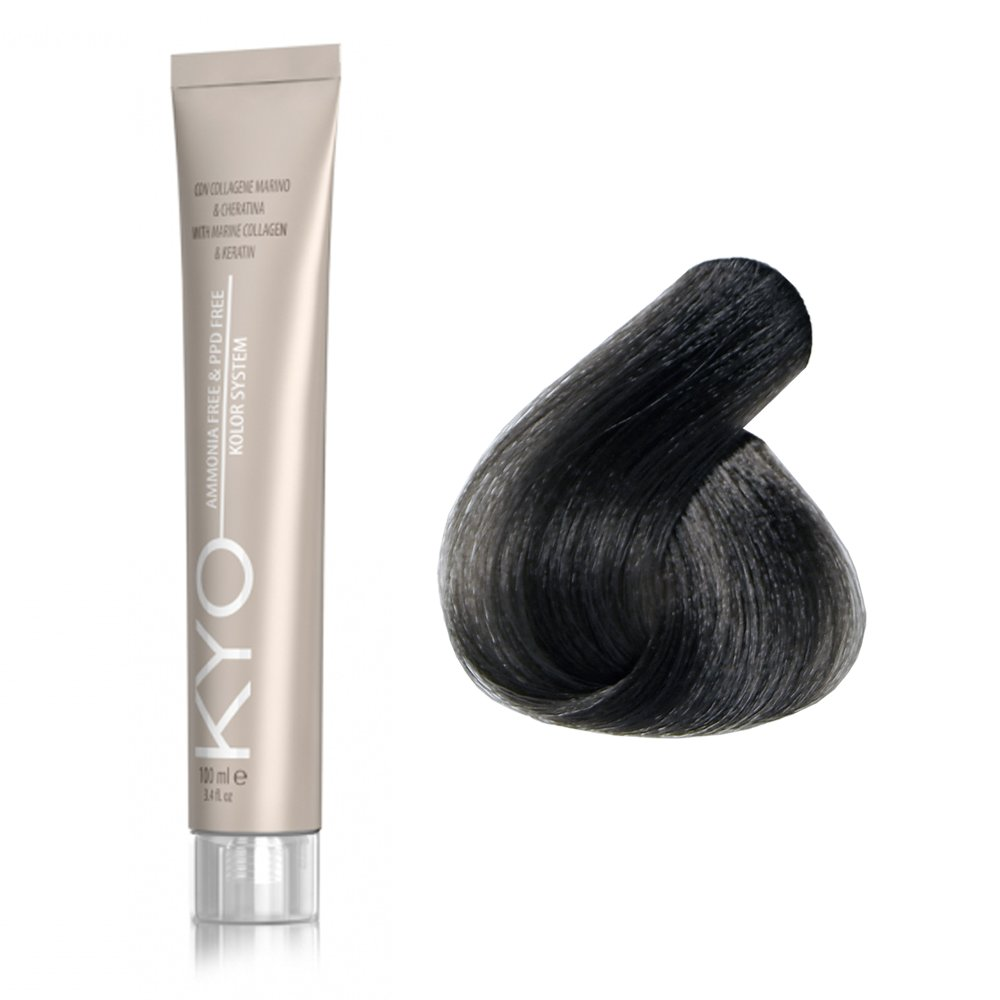 KYO Hair Color 100 ml 8.1 hellblond asch