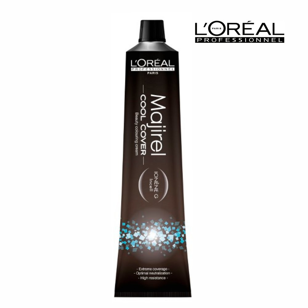 Loreal Majirel Cool Cover 50 ml 5.1 hellbraun asch
