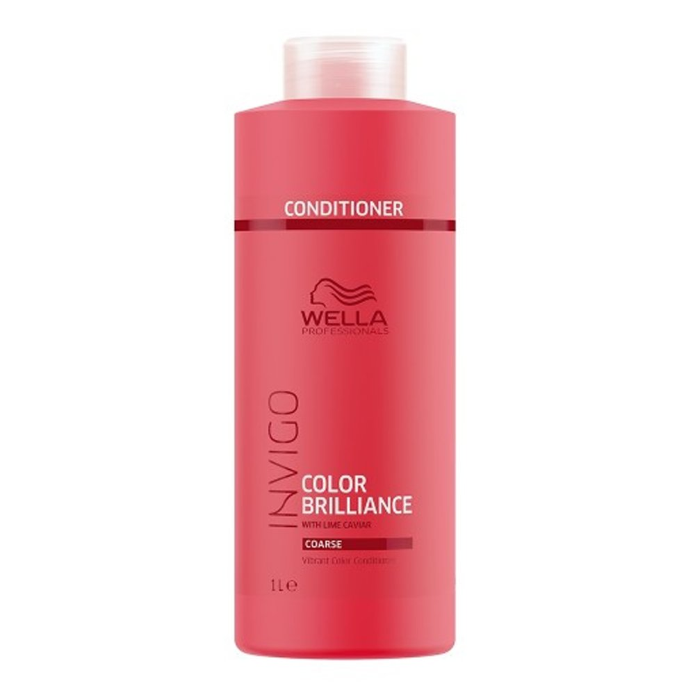 Wella Invigo Color Brilliance Conditioner für dickes Haar 1000 ml