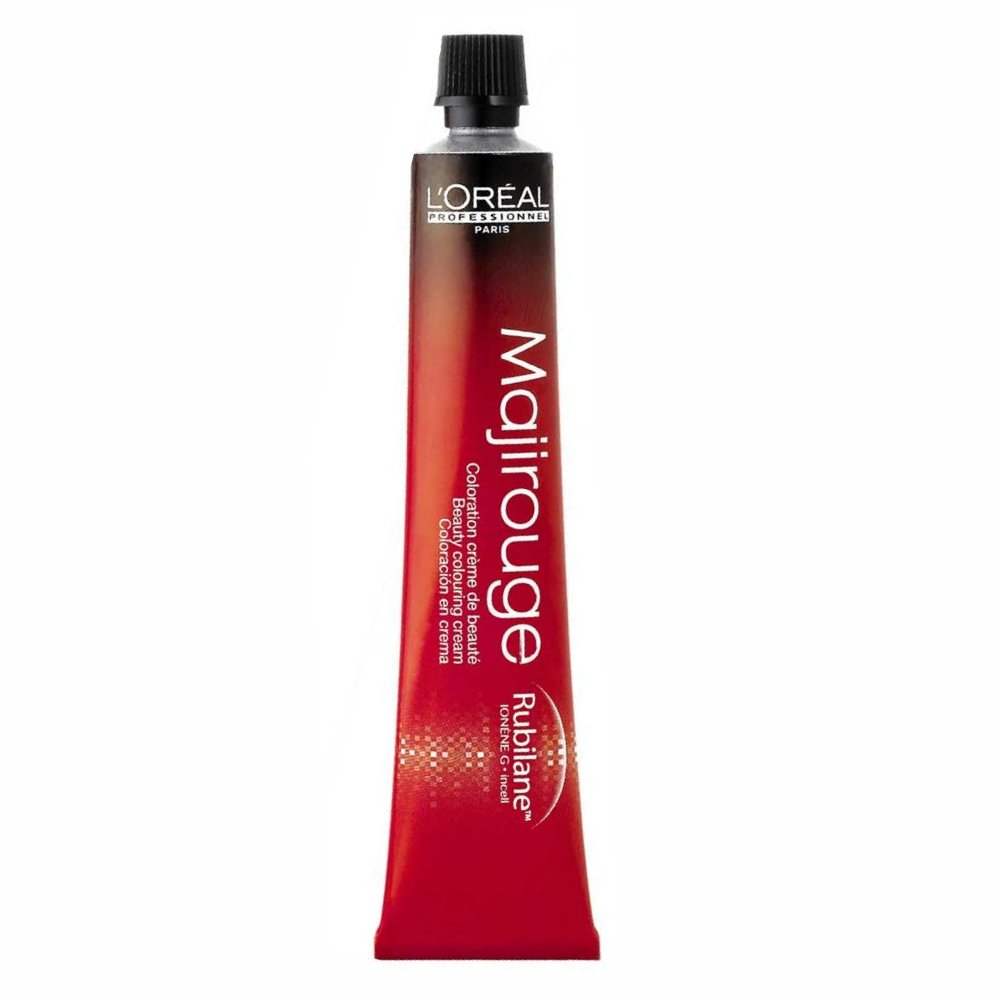 Loreal Majirouge 50 ml 7.45 mittelbl. intensives kupfer mah. Rubilane