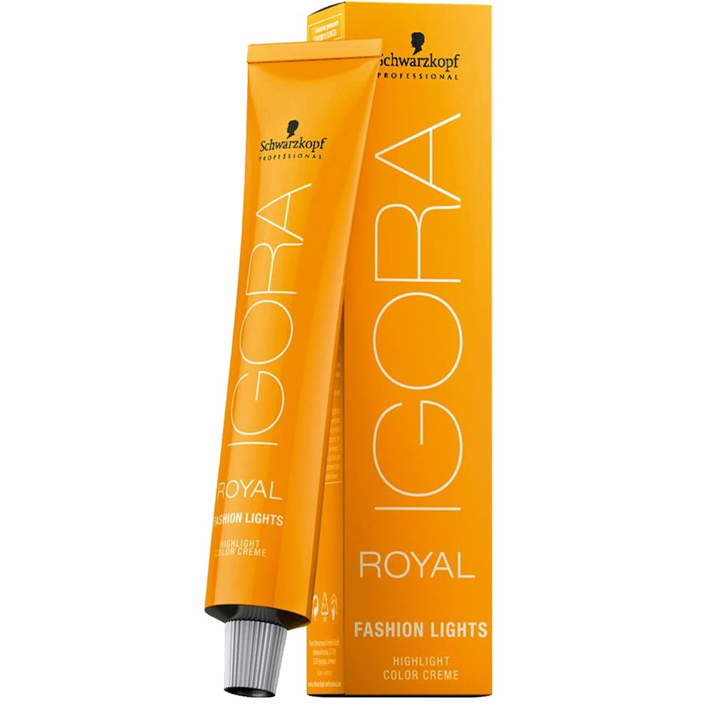 Schwarzkopf IGORA Royal Fashion Lights 60 ml L-57 gold kupfer