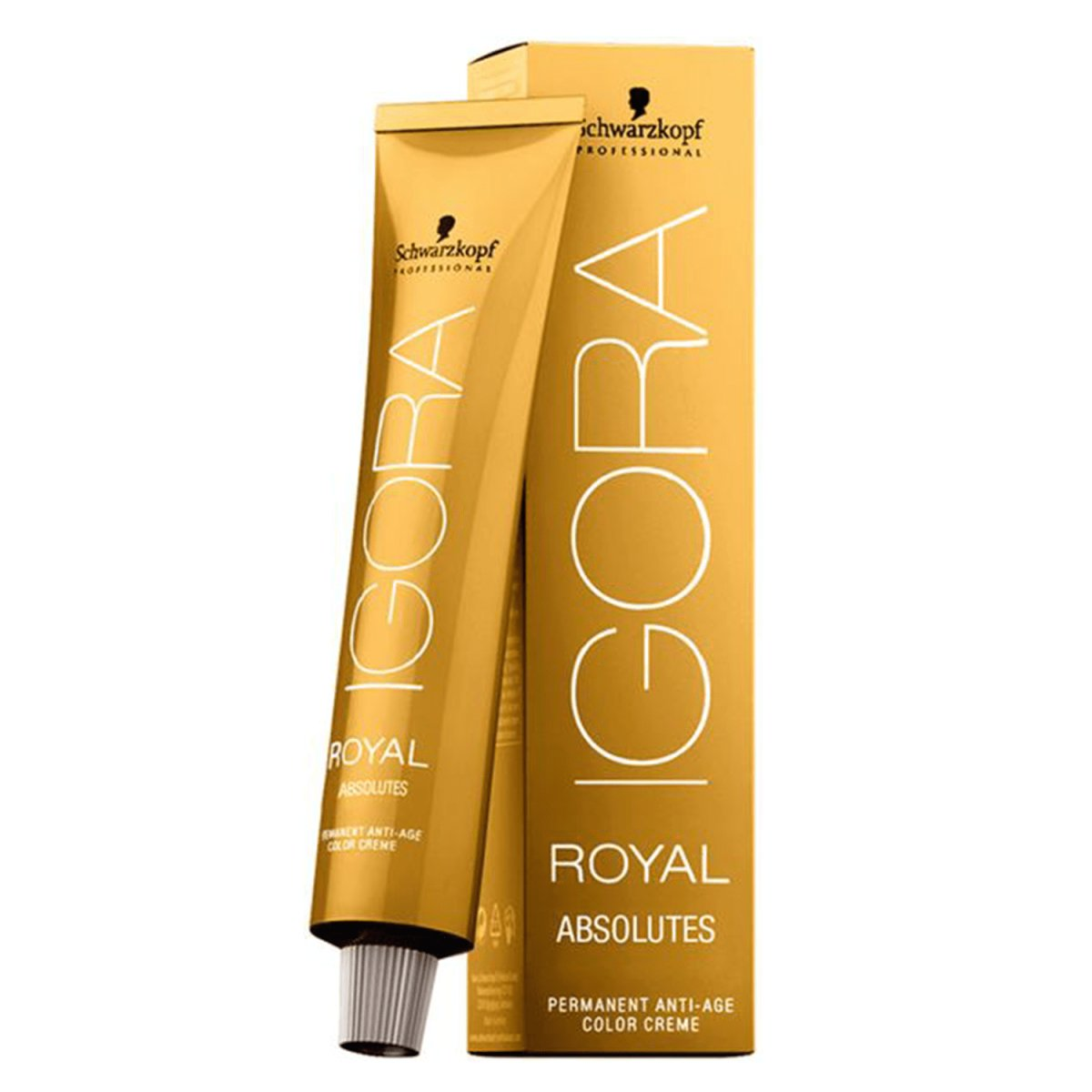 Schwarzkopf IGORA Royal Absolutes 60 ml 8-50 hellblond gold natur