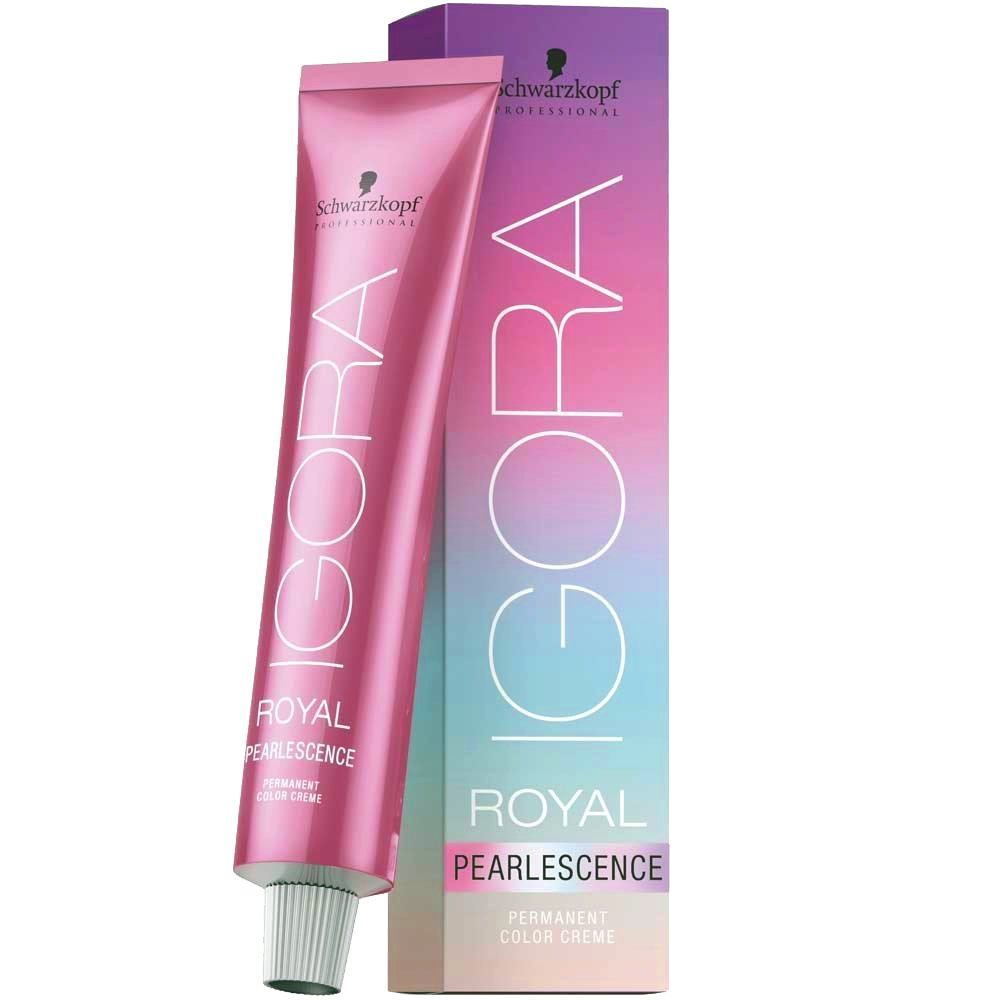 Schwarzkopf IGORA Royal Pearlescence 60 ml 9.5-43 pastell mint