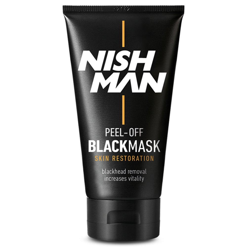 NISHMAN Peel-Off Black Mask 150 ml