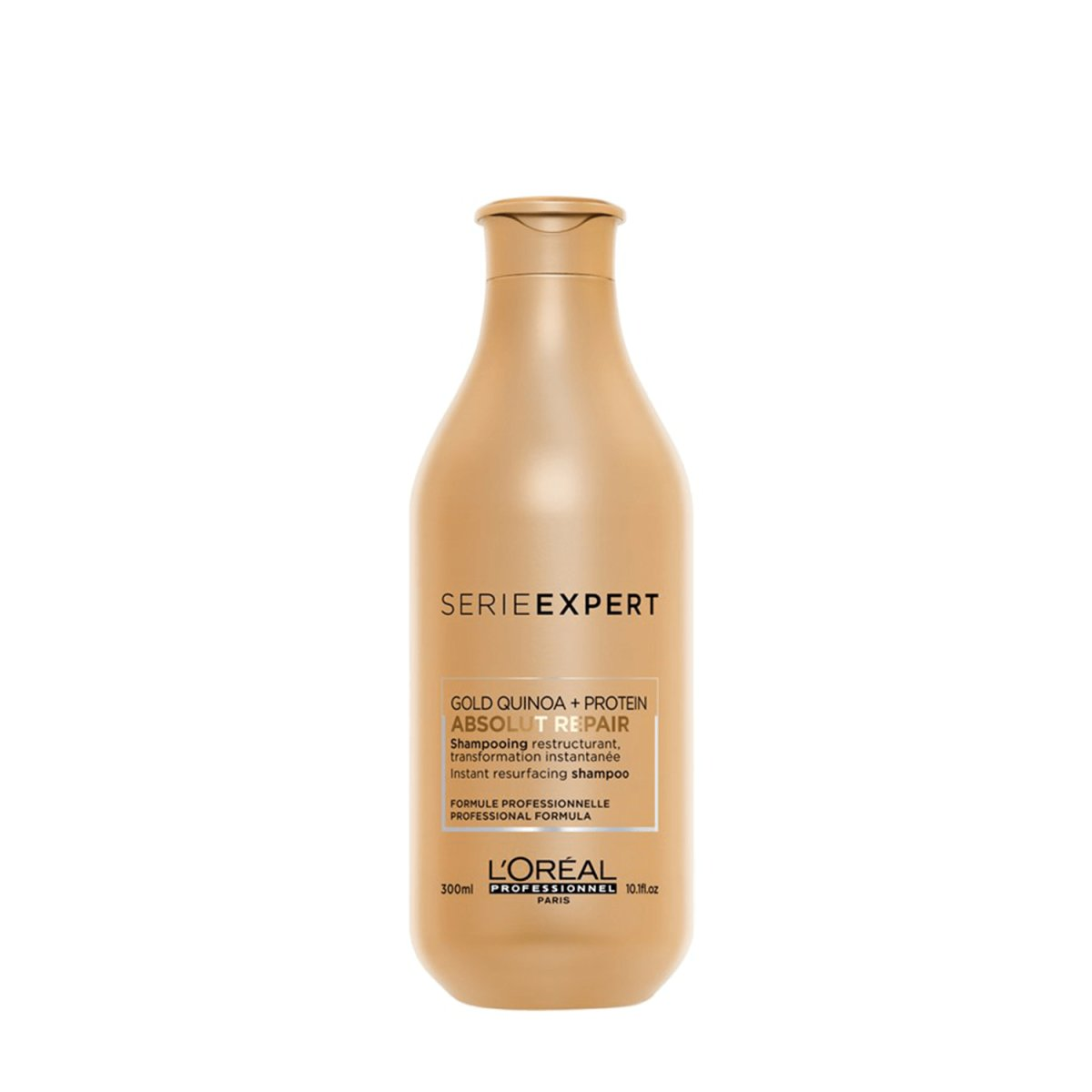 Loreal Absolut Repair Gold Qunioa + Repair Shampoo 300 ml